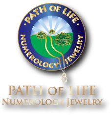 Path of Life Numerology Jewelry